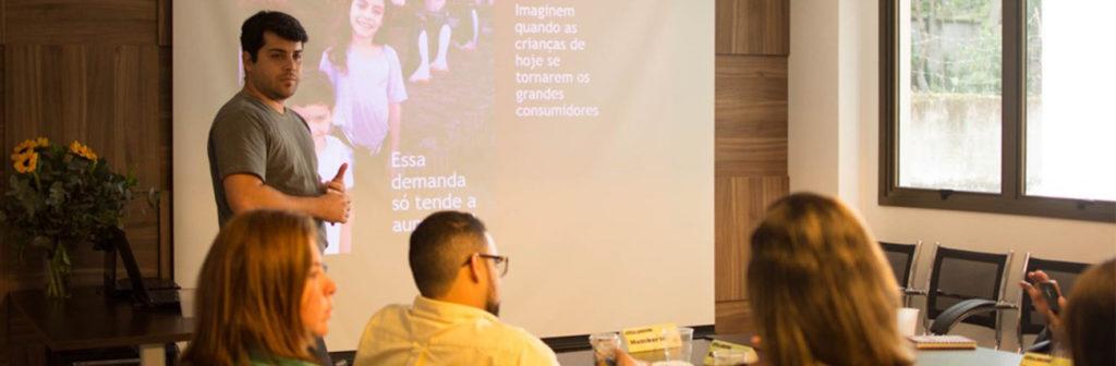 palestrantes na redesign consultoria