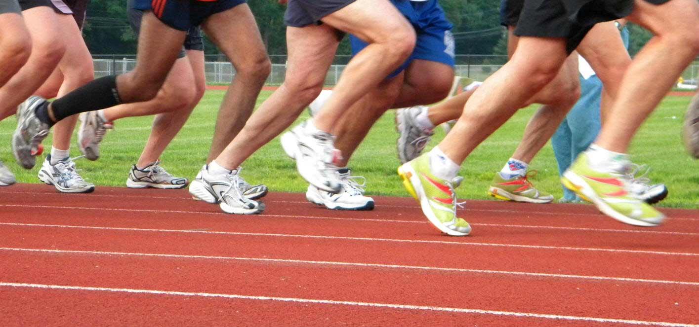 competitividade empresarial é uma corrida